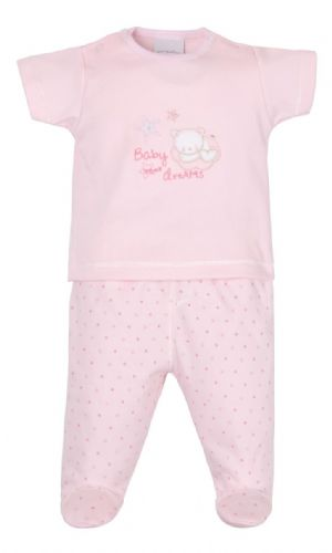 Tiny Baby Bear Top and Leggings (P)